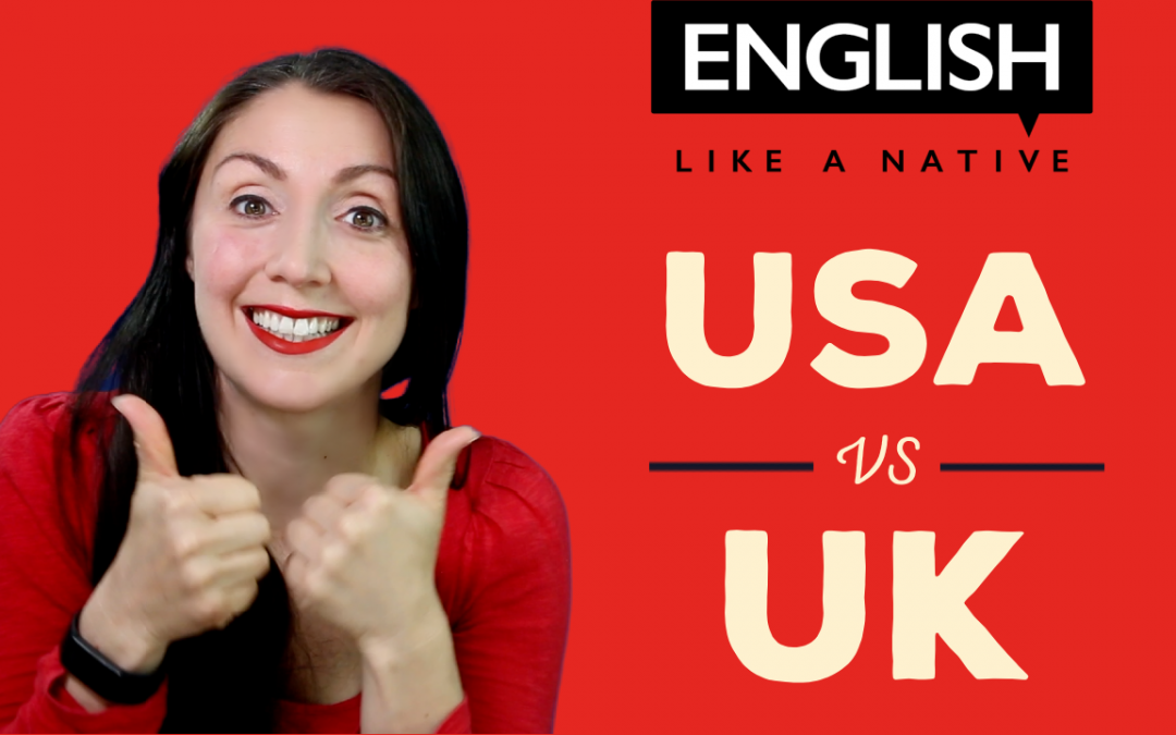 British English vs American English: 25 Words Which Are Spelled Differently