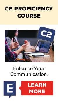 Advance your language with this C2 Proficient English language online course.
