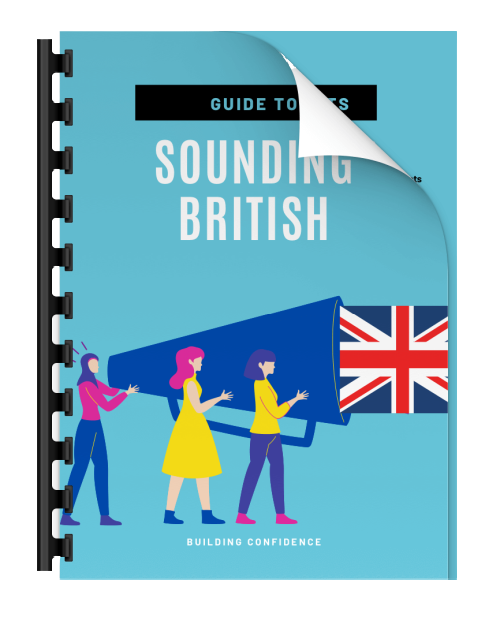 Free lesson on the British Accent. This free course will help ESL students to speak with a British Accent.