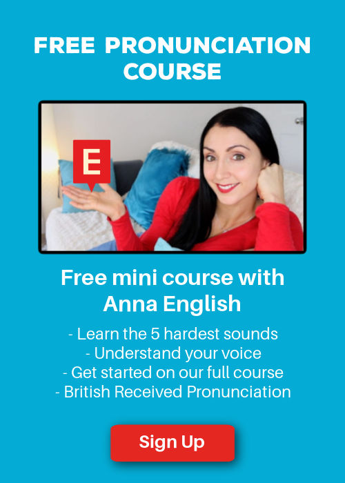Learn British RP accent with this free pronunciation course